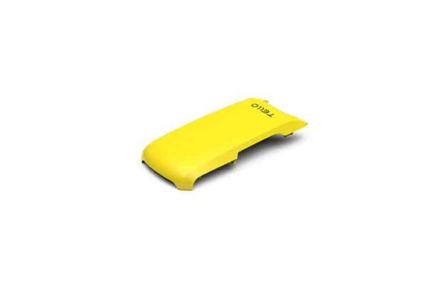 Tello Cover geel schuin zijaanzicht