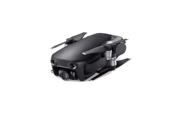 Mavic Air Black, folded