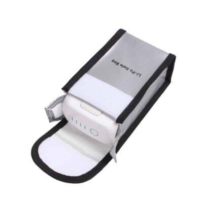 Li-Po Safe bag Phantom 4 met batterij