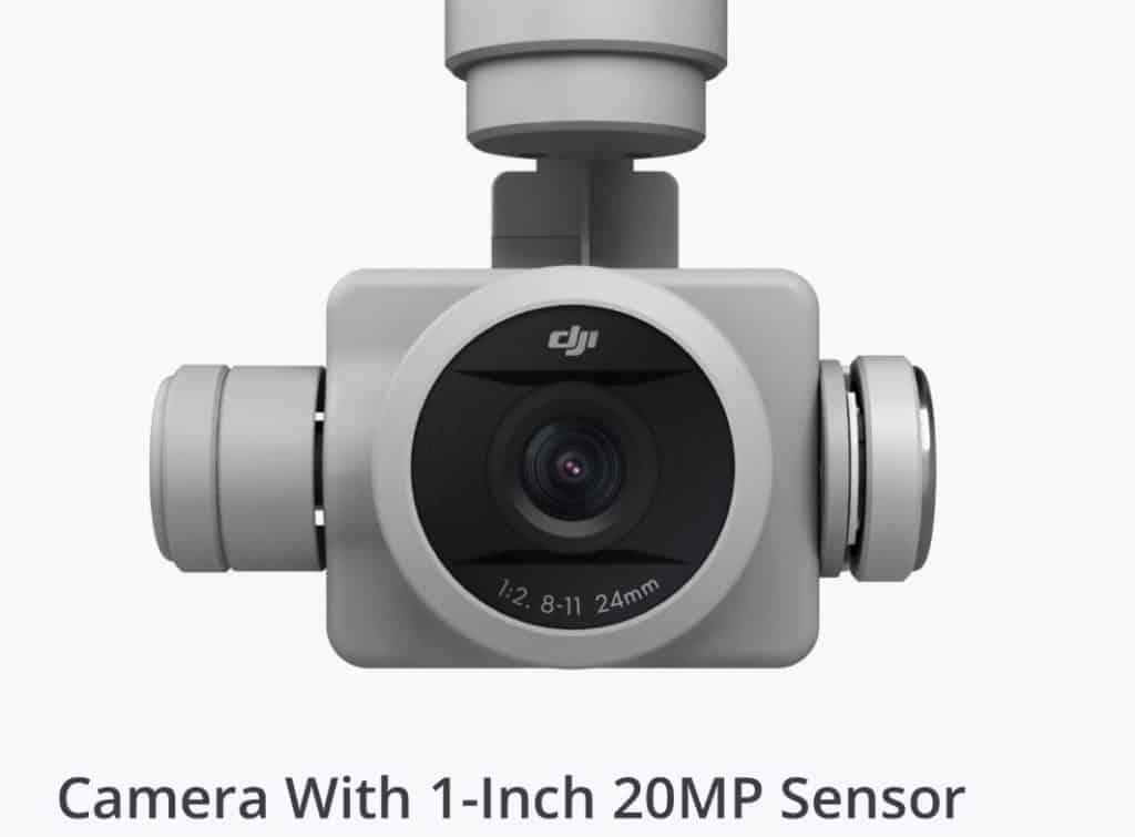 Phantom 4 Pro v2.0 Camera 20MP