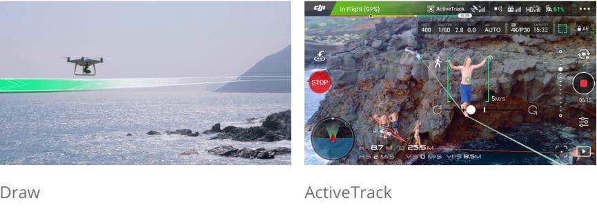 Phantom 4 Pro v2.0 Activetrack