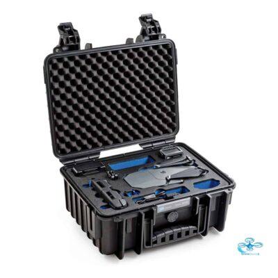 B&W - Flightcase DJI Mavic Pro - dronedepot.be