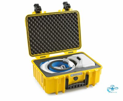 B&W - Flightcase DJI Goggles