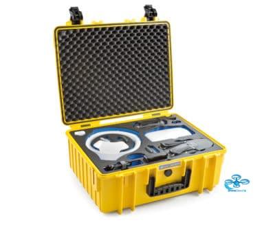 B&W - Flightcase DJI Mavic Pro en Goggles- dronedepot.be