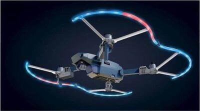 PGYTECH LED Propeller Guard - dronedepot.be