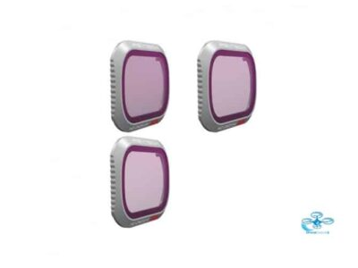 PGYTECH – DJI Mavic 2 Pro Gradient ND Filterset (ND8-GR, ND16-4, ND32-8) - dronedepot.be