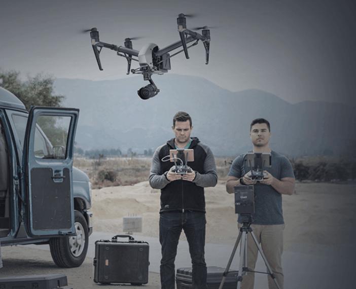 DJI Inspire 2 - dronedepot.be