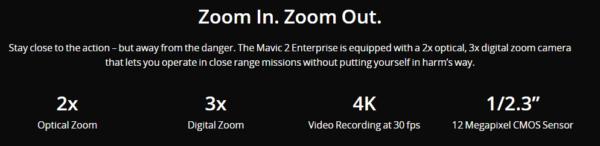 DJI Mavic 2 Enterprise - dronedepot.be