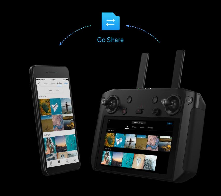 DJI Smart Controller - dronedepot.be