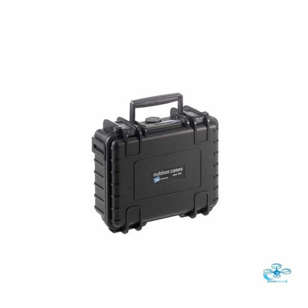 B&W flightcase type 500 DJI Osmo Pocket - zwart - www.dronedepot.be