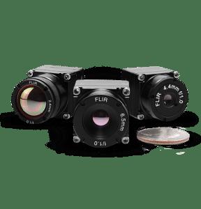 FLIR Camera Modellen