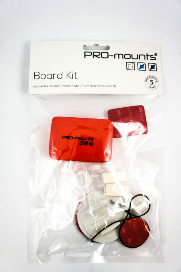 Pro-Mounts Board Kit for Osmo Action and GoPro