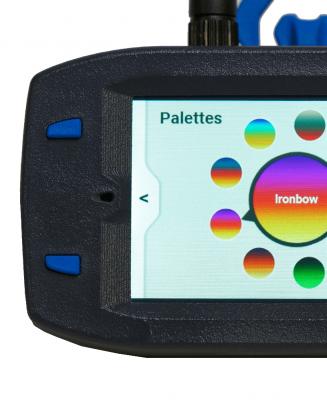 Flir Remote LCD