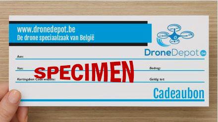 dronedepot.be - cadeaubon