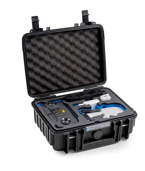 B&W Flightcase Type 1000 DJI Mavic Mini Black