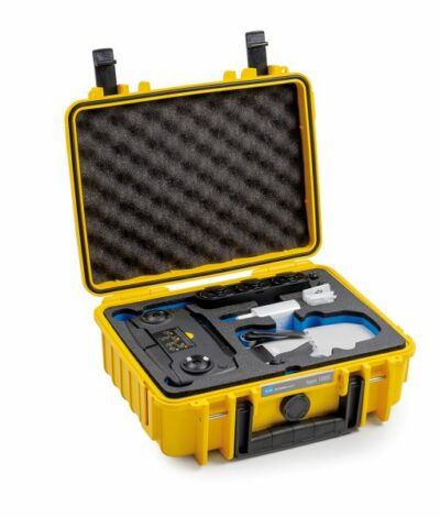 B&W Flightcase Type 1000 DJI Mavic Mini Yellow