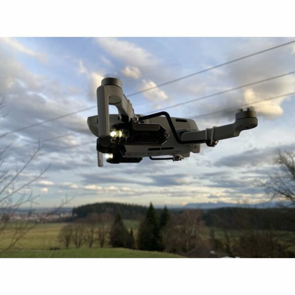 Roboterwerk-SELFIE-mavic mini Dual LED 110 lumen richtbaar