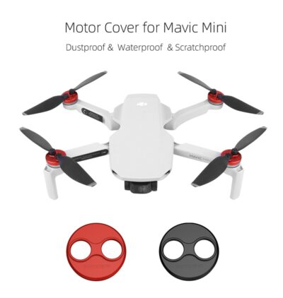 Sunnylife - Motor dust protection cover voor DJI Mavic Mini