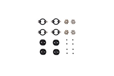 DJI Inspire 2 1550T Quick Release Propeller Mounting Plates Part 10