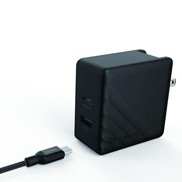 PeAk II USB-C to Lightning Black