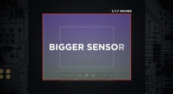 DJI Pocket 2 - grotere sensor