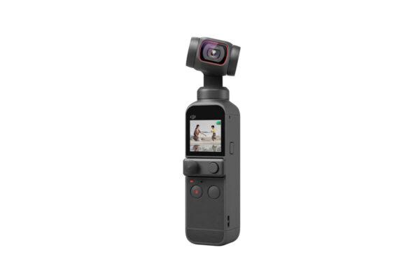 DJI Pocket 2 - front sideways