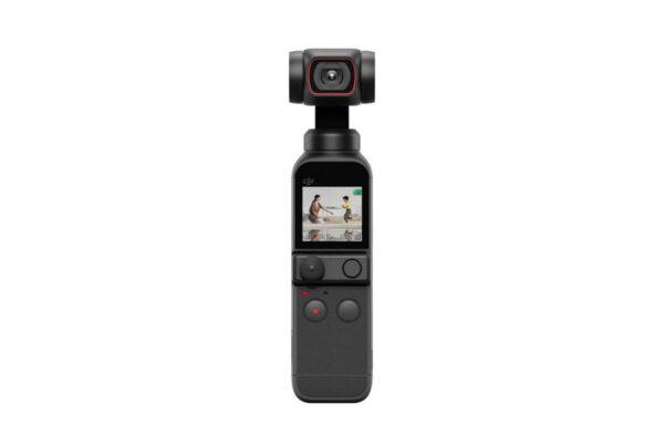 DJI Pocket 2 - voor aanzicht