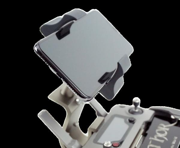 Lifthor Verwisselbare klem voor smartphones en kleine tablets