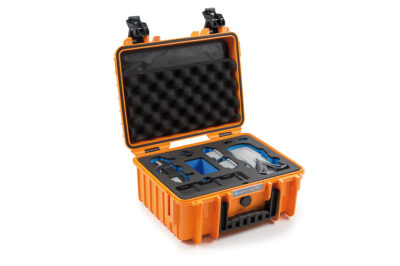 B&W Flightcase type 3000 DJI Mavic Air 2 - Oranje