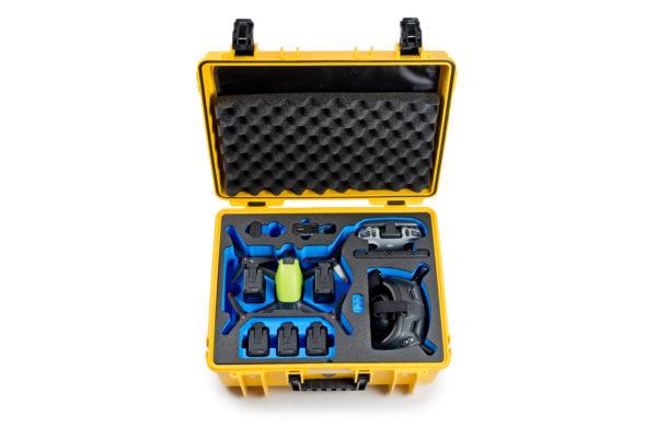 B&W Outdoor Flightcase for DJI FPV Combo drone