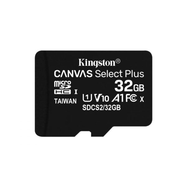 Kingston SDCS2-64GBSP - Canvas Select Plus