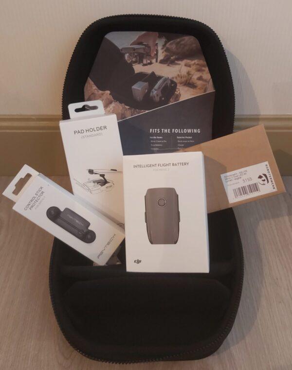 DJI Mavic 2 accessories package option 1