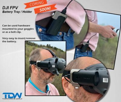 Lifthor Goggles tray